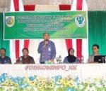 Walikota Kotamobagu Lantik Tim Kotamobagu Sehat Kecamatan Kota Barat