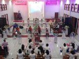 Pelwap GPdI Wilayah 88 Kota Kotamobagu Rayakan Ibadah Natal 2019