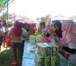 Masuki Bulan Suci Ramadhan, Pemkot Kotamobagu Gelar Pasar Murah