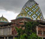 2018, Menara Masjid Raya Dibangun 65 Meter