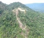 Polda Sulut Operasi Penertiban! Tambang Emas Ilegal Potolo, Kocar-Kacir
