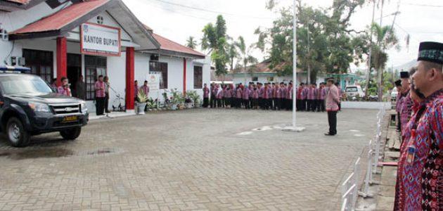 Total Rp14,3 Miliar Aset Diterima Kabupaten Bolsel