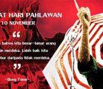 Upacara Peringatan Hari Pahlawan 2018, TMP Mongkonai Dipimpin Kapolres Bolmong dan Pengibaran Bendera oleh Dandim 1303