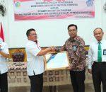 Pemkot Kotamobagu Sabet Penghargaan Menteri Keungan RI atas LKPD Tahun 2017