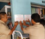 Pedagang Tak Mau Bayar Retribusi, Pemkot Kotambagu Terpaksa Tutup 90 Kios Pasar Tradisional Poyowa Kecil