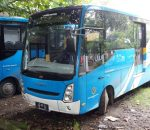 Hanya 5 Bus di miliki Pemkot Kotamobagu, Satu Rute di Pending
