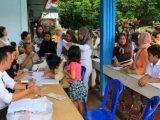 Giliran 466 Pelajar dan Mahasiswa Kotamobagu Barat Terima Bea Siswa