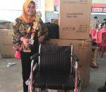 Lansia Kotamobagu Dapat Bantuan Alkes 15 Item dari Gubernur Sulut