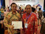 Nominasi 5 Besar di Indonesia, Kotamobagu Dapat Penghargaan dari Bappenas R.I