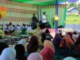 Momen Peresmian Masjid Az–Zahra, Pjs Walikota Menyatu Dengan Warga Moyag Tampoan