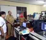 Pjs Walikota Apreseasi Suksesnya Pelaksanaan UNBK di Kotamobagu