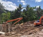 Proyek Longsoran Jalan Rp13,4 Miliar Belum Selesai, Warga Bolsel dan Dumoga Merasa Aneh