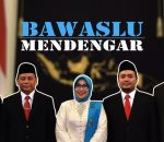 'Ambisi' Jadi-Jo Mendiskualifikasi Paslon Tatong Bara – Nayodo Kurniawan, Kandas di Bawaslu RI