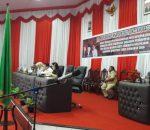 Digedung 'Kinalang', Disepakati Belanja Tahun 2019 Kota Kotamobagu, Naik Rp722 Miliar