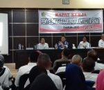 Tahlis Gallang Pimpin Rapat Forum Kota Sehat
