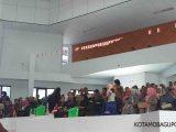 Gedung DPRD Tak Muat, Ratusan ASN Lingkungan Pemkot Kotamobagu, Antusias Dengarkan Pidato Kenegaraan Presiden RI