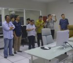 Diskominfo Pohuwato Kunjungi Data Center Kotamobagu