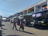 Jalan 23 Maret Kini Telah Bersih dari Aktifitas Perdagangan