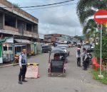 Pusat Kota Mulai Tertib, Satu Arah Masuk Jalan 23 Maret