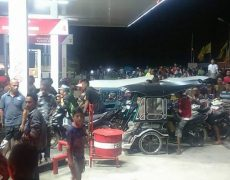 3 Hari Alami Kelangkaan BBM, SPBU Boroko Minta Maaf