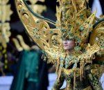 Jokowi : Jember Fashion Carnaval Tak Kalah Hebat Karnaval Pasadena AS