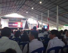 Dihadiri Mensos dan Gubernur Sulut ,Jemaat GPdI Se-Sulut Siap Gelar Ibadah Agung Natal Bersama di Pantekosta Center Buha Manado