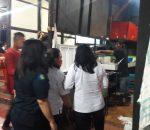 Sidak Rumah Makan di Kotamobagu, Tim BPOM Manado Tutup Mulut