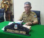 Adi Zainal Abidin : Gaji 131 THL DPRD Kota Manado Tahun 2019,Tuntas Terbayar