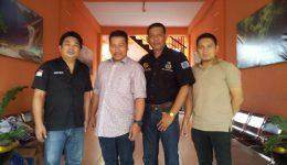 Agus Oga Dipercayakan Ketua Panitia Pelantikan PWI Kotamobagu & Bolmong