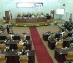 Peringati HUT Bolmut Ke-10 Tahun 2017, DPRD Bolmut Gelar Sidang Paripurna