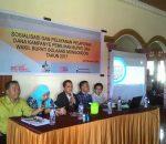KPU Bolmong : Balon Harus Buka Rekening Dana Kampanye