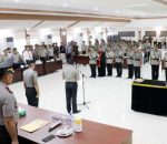 Kapolda Sulut Lantik 48 Perwira, Isi Jabatan di 6 Polres Daerah Pemekaran