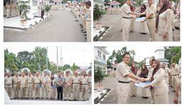 Walikota Tatong Bara Isi Jabatan Lowong, Angkat Dua Pelaksana Tugas, 'Nahkodai' OPD Esalon IIB