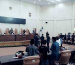 Temuan Pansus DPRD Bolmut, Warnai Sidang Paripurnakan LKPJ BupatiTahun 2016