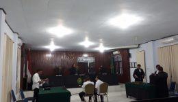 Pemilik Tanah Bersertifikat di Desa Tanoyan Didakwa Pidana, Kembali Disidangkan di Pengadilan Negeri Kotamobagu