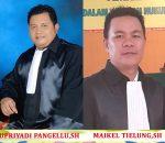 Dugaan Kejahatan Media Ciber, Audie Kerap Gandeng 2 Pengacara