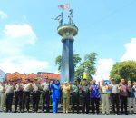 Pemkot Kotamobagu dan Polres Bolmong Gelar Deklarasi Pemilu Damai