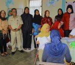 PKK Kotamobagu with Dinas PP-KB, Gelar Pemeriksaan Kesehatan Gratis