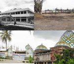 Desember 2017, Masjid Raya Kotamobagu Rampung 90 Persen