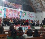 52 Pemimpin Gereja Berkumpul Untuk Doakan Kedamaian Kota Kotamobagu