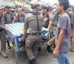 Bikin Wajah Pusat Kotamobagu Semrawut, Dinas Trantibum Akan Eksis Tertibkan Pasar Ilegal