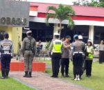 Anggota SP3 dan Petugas Dishub Kotamobagu Dukung Sukseskan Operasi Patuh 2019