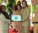 SDN I Poyowa Kecil Dianugerahi Penghargaan Adiwiyata dari Gubernur Sulut