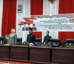 Pidato Kenagaraan Presiden, DPRD Kotamobagu Gelar Rapat Paripurna