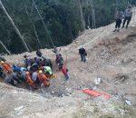 Evakuasi Korban Tertimbun Massal di Bolmong, Kapolda Sulut Terjunkan Ratusan Personil Serta Tim SAR Samapta dan Unit K-9