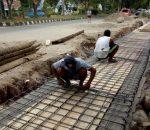 Pembangunan Drainase Paloko-Kinalang Cs, Bersumber DAU T.A 2018