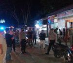 Patroli Setiap Malam, Tim Gugus Tugas Covid 19 Bubarkan Kerumunan Massa