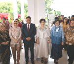Walikota Tatong Bara Pimpin Kabinetnya Gelar Safari Natal 2018