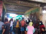 Dinkes Kotamoabagu Sosialiasikan Rencana Rapid Test Pedagang Pasar Serasi dan 23 Maret