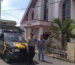 Dijaga Kepolisian, Ibadah Pra Natal di Kota Kotamobagu Berjalan Aman dan Kondusif